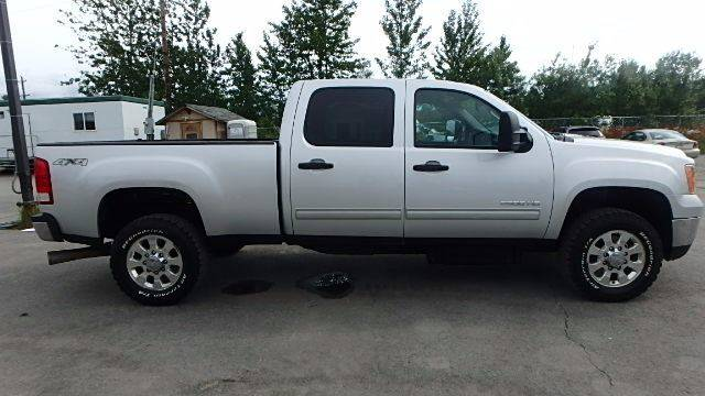 2014 GMC Sierra 2500HD for sale at Dependable Used Cars in Anchorage AK