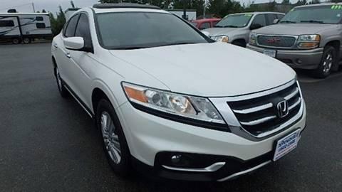 2015 Honda Crosstour for sale in Anchorage, AK