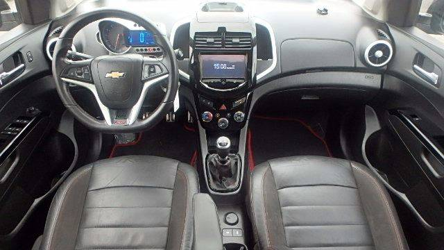 2015 Chevrolet Sonic for sale at Dependable Used Cars in Anchorage AK