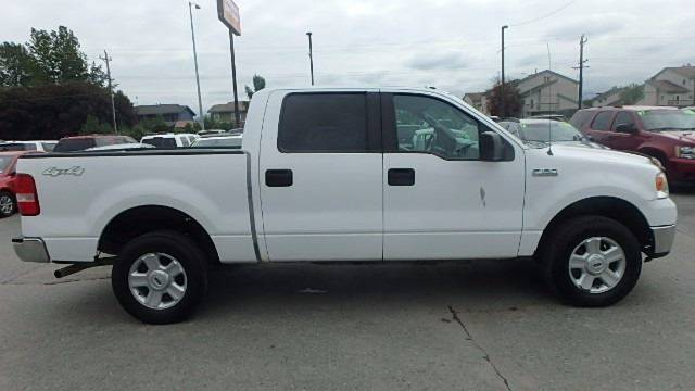 2008 Ford F-150 for sale at Dependable Used Cars in Anchorage AK
