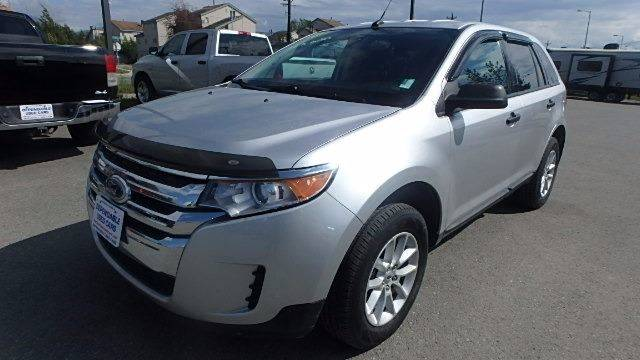 2013 Ford Edge for sale at Dependable Used Cars in Anchorage AK