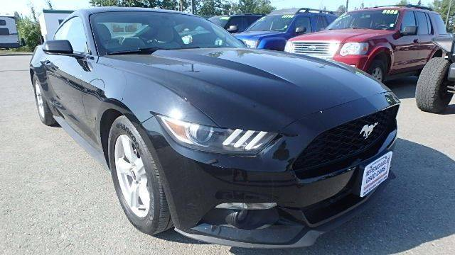 2015 Ford Mustang for sale at Dependable Used Cars in Anchorage AK