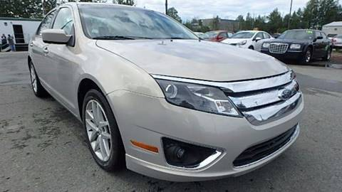 2010 Ford Fusion for sale in Anchorage, AK