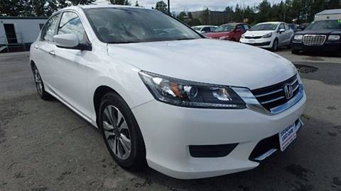 2014 Honda Accord for sale at Dependable Used Cars in Anchorage AK