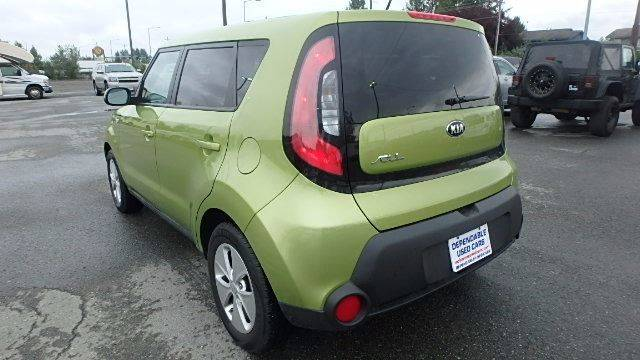 2014 Kia Soul for sale at Dependable Used Cars in Anchorage AK