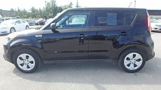 2015 Kia Soul for sale at Dependable Used Cars in Anchorage AK