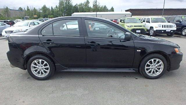 2012 Mitsubishi Lancer for sale at Dependable Used Cars in Anchorage AK