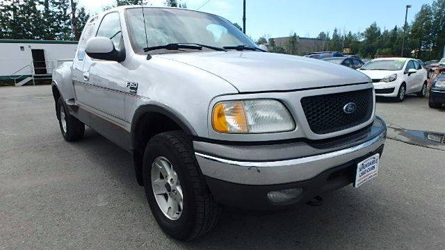 2002 Ford F-150 for sale at Dependable Used Cars in Anchorage AK