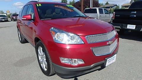 2012 Chevrolet Traverse for sale at Dependable Used Cars in Anchorage AK