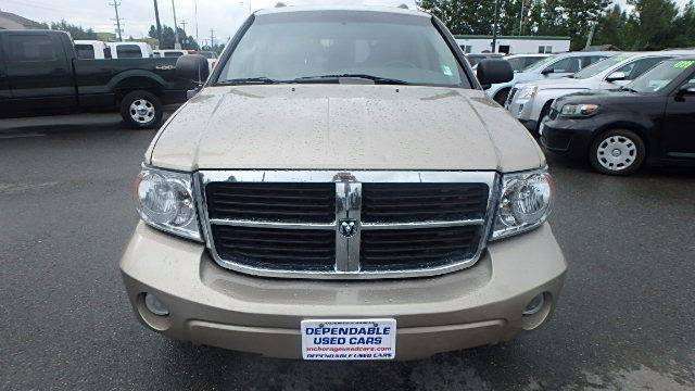 2008 Dodge Durango for sale at Dependable Used Cars in Anchorage AK