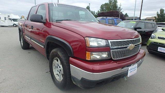 2007 Chevrolet Silverado 1500 Classic for sale at Dependable Used Cars in Anchorage AK