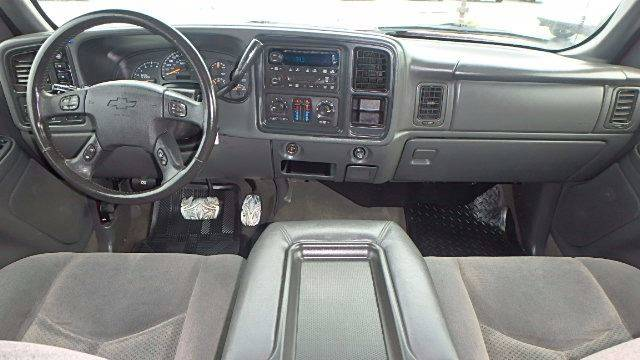 2005 Chevrolet Silverado 1500 for sale at Dependable Used Cars in Anchorage AK
