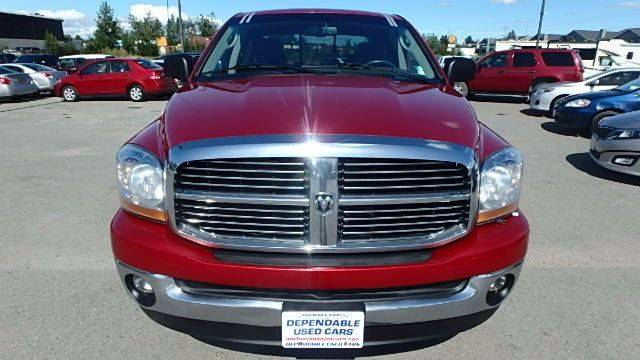 2006 Dodge Ram Pickup 1500 for sale at Dependable Used Cars in Anchorage AK