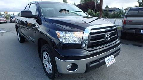 2012 Toyota Tundra for sale at Dependable Used Cars in Anchorage AK