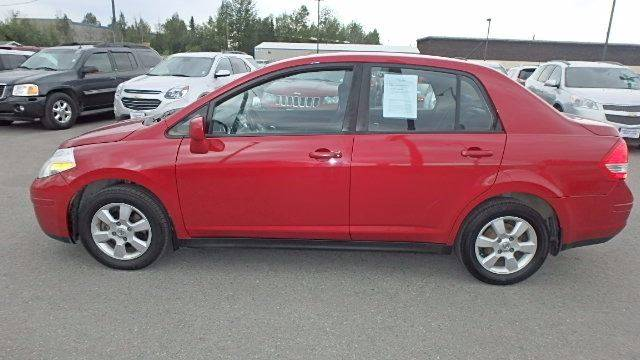 2010 Nissan Versa for sale at Dependable Used Cars in Anchorage AK