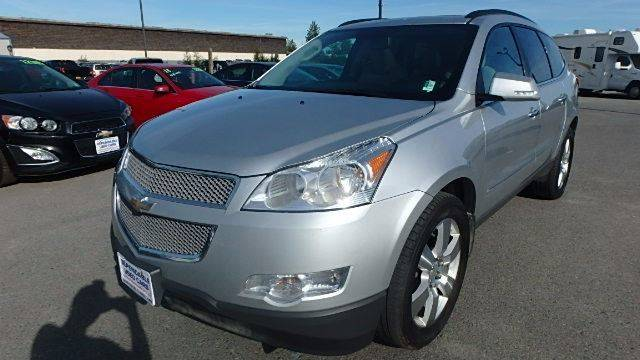 2011 Chevrolet Traverse for sale at Dependable Used Cars in Anchorage AK