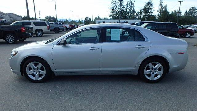 2012 Chevrolet Malibu for sale at Dependable Used Cars in Anchorage AK