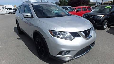 2016 Nissan Rogue for sale at Dependable Used Cars in Anchorage AK