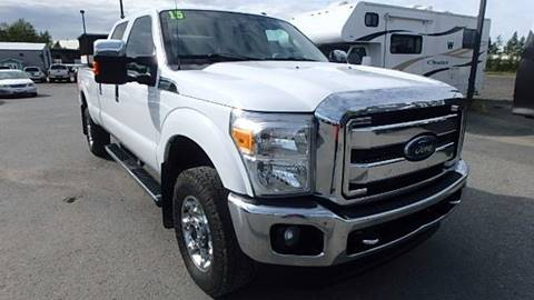 2015 Ford F-350 Super Duty for sale at Dependable Used Cars in Anchorage AK