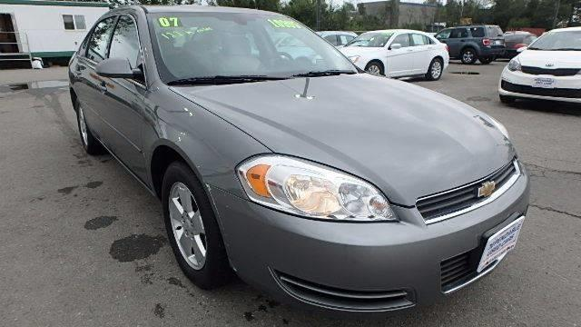 2007 Chevrolet Impala for sale at Dependable Used Cars in Anchorage AK