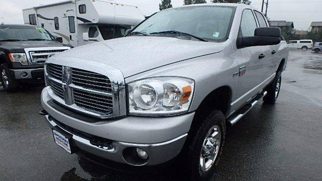 2008 Dodge Ram Pickup 2500 for sale at Dependable Used Cars in Anchorage AK