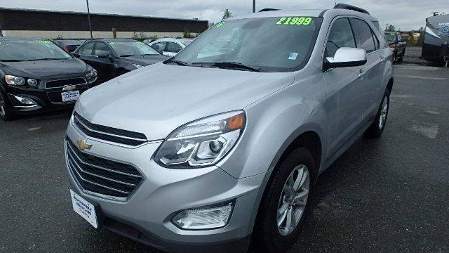 2016 Chevrolet Equinox for sale at Dependable Used Cars in Anchorage AK