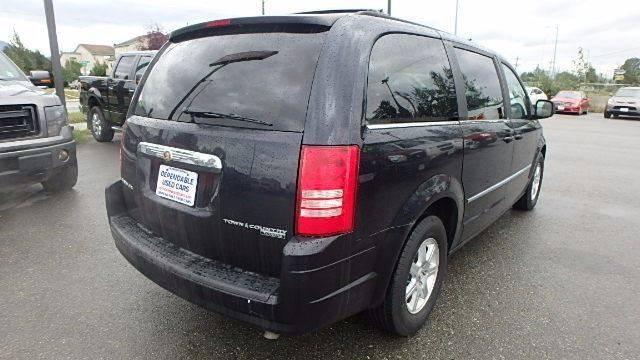 2010 Chrysler Town and Country for sale at Dependable Used Cars in Anchorage AK