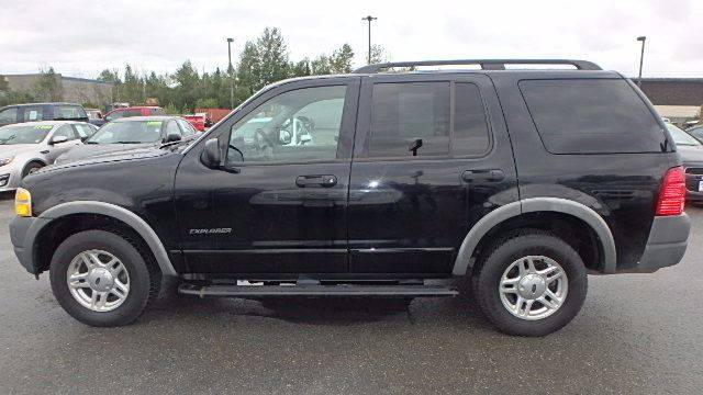 2002 Ford Explorer for sale at Dependable Used Cars in Anchorage AK
