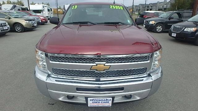 2013 Chevrolet Silverado 1500 for sale at Dependable Used Cars in Anchorage AK