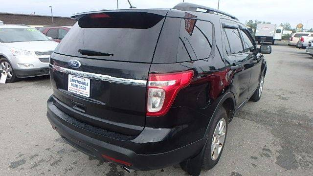 2012 Ford Explorer for sale at Dependable Used Cars in Anchorage AK