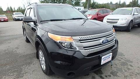 2012 Ford Explorer for sale in Anchorage, AK