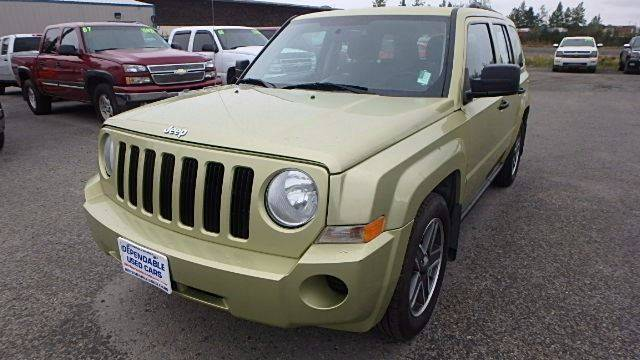 2010 Jeep Patriot for sale at Dependable Used Cars in Anchorage AK