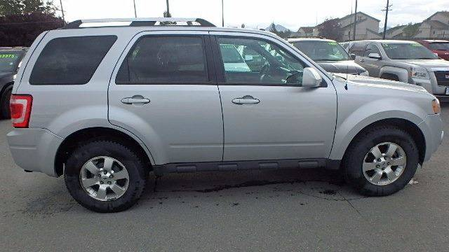 2011 Ford Escape for sale at Dependable Used Cars in Anchorage AK