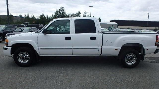 2005 GMC Sierra 1500HD for sale at Dependable Used Cars in Anchorage AK