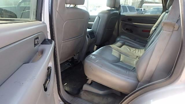 2004 GMC Yukon for sale at Dependable Used Cars in Anchorage AK