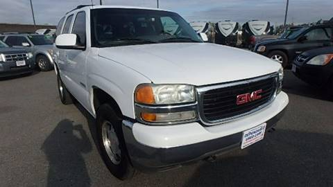 2002 GMC Yukon for sale at Dependable Used Cars in Anchorage AK