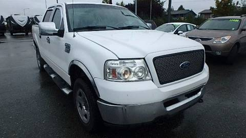 2006 Ford F-150 for sale at Dependable Used Cars in Anchorage AK