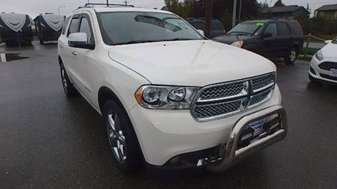 2011 Dodge Durango for sale in Anchorage, AK