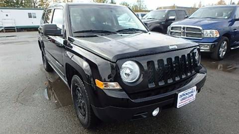 2017 Jeep Patriot for sale in Anchorage, AK