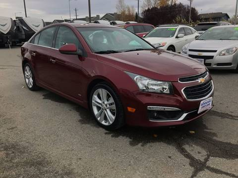 2015 Chevrolet Cruze for sale in Anchorage, AK
