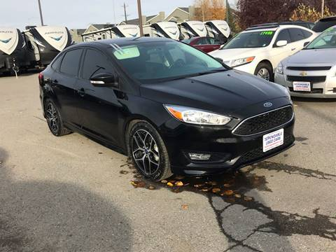 2015 Ford Focus for sale at Dependable Used Cars in Anchorage AK
