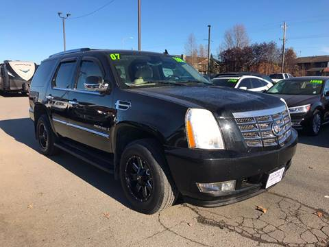 2007 Cadillac Escalade for sale at Dependable Used Cars in Anchorage AK