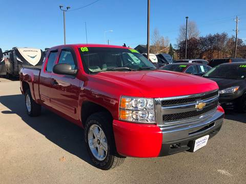 2009 Chevrolet Silverado 1500 for sale in Anchorage, AK