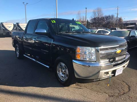 2013 Chevrolet Silverado 1500 for sale in Anchorage, AK