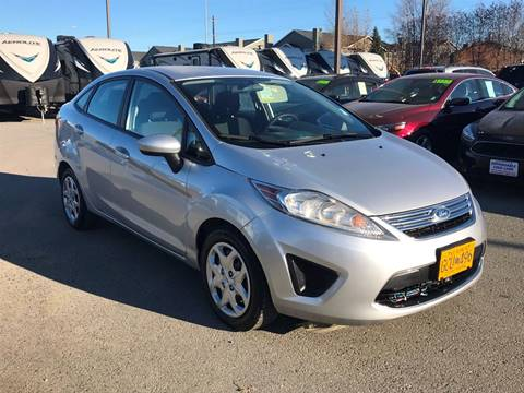 2011 Ford Fiesta for sale in Anchorage, AK