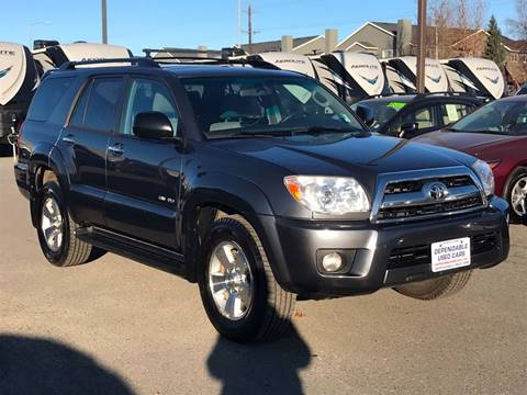 2006 Toyota 4Runner for sale at Dependable Used Cars in Anchorage AK