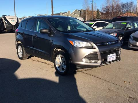 2013 Ford Escape for sale at Dependable Used Cars in Anchorage AK