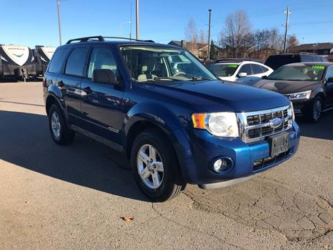 2008 Ford Escape Hybrid for sale at Dependable Used Cars in Anchorage AK