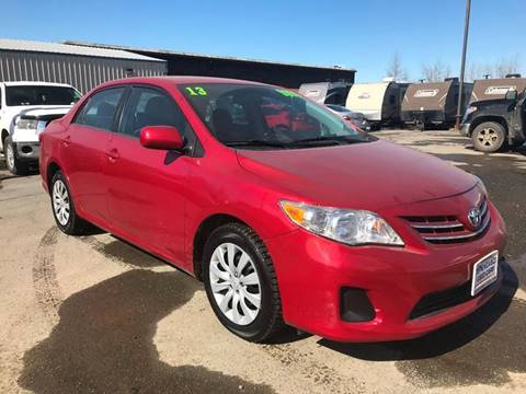 2013 Toyota Corolla for sale in Anchorage, AK