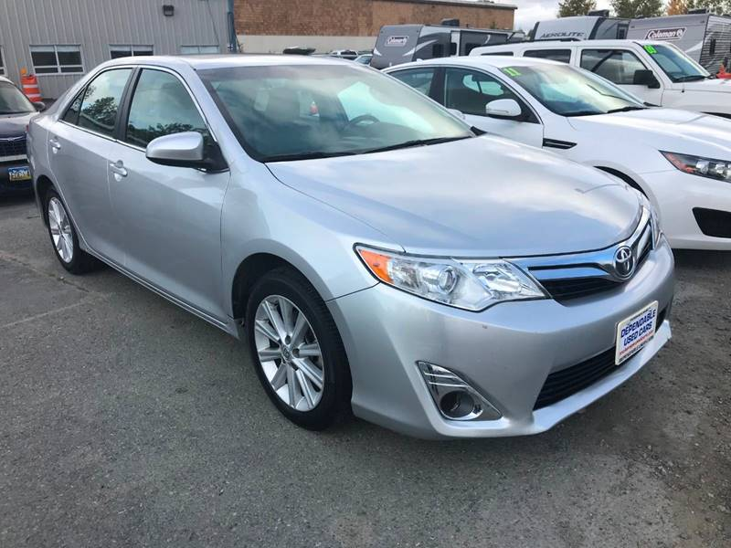 2014 toyota camry l in anchorage ak dependable used cars. Black Bedroom Furniture Sets. Home Design Ideas